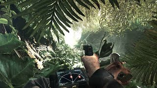 COOL STEALTH MISSION IN JUNGLE ! Call of Duty Ghosts