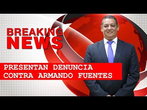 Presentan denuncia contra Armando Fuentes (ASEP) - Caso Panama NG Power