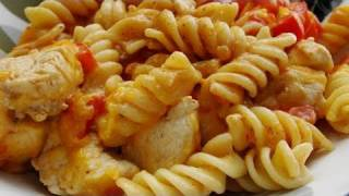 Fiesta Chicken Pasta