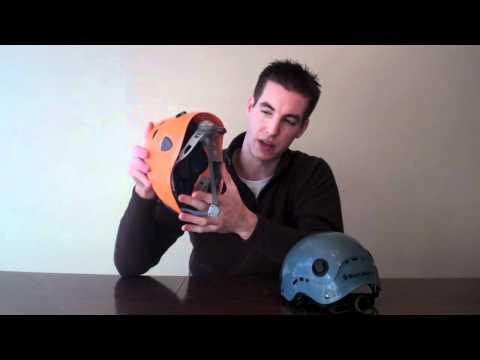 Black Diamond vs. Petzl Helmet Review