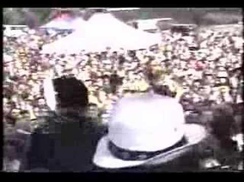 rancid avenues & alleyways warped tour '98