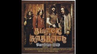 Black Sabbath - live dumfries 26/11/1969 🏴 [Flac]
