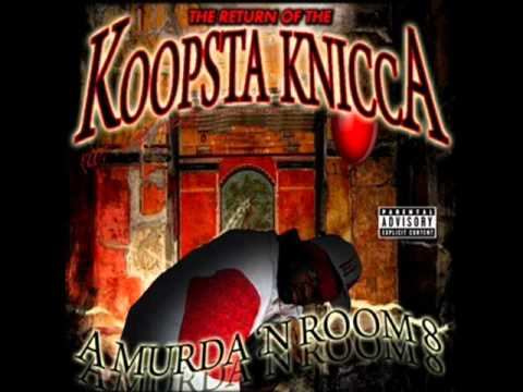 Koopsta Knicca - A Murda N Room 8