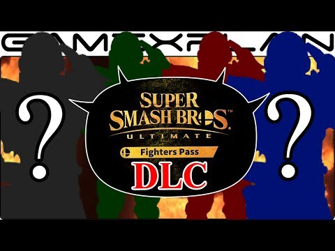 DLC Leaks & Rumors! Did Smash Ultimate's Data Mine Reveal The Full Roster? - DISCUSSION