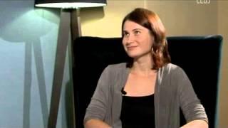 Interviu TVR Cluj actrita Cristina Flutur