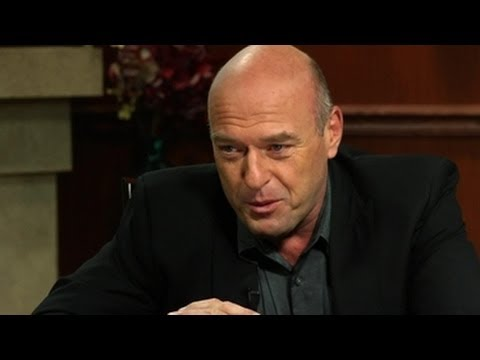 'That's My Character, That's My Guy': Dean Norris Talks About Breaking Bad's Hank