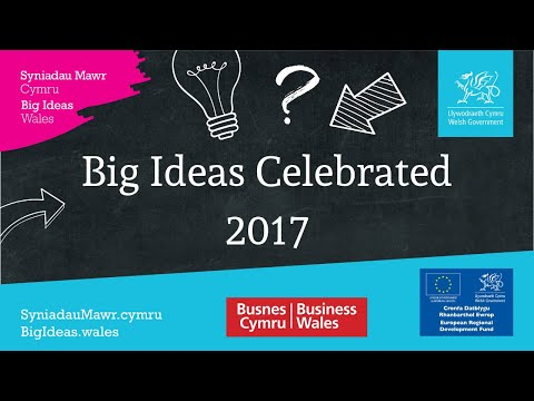 Big Ideas Wales Celebrated  2017