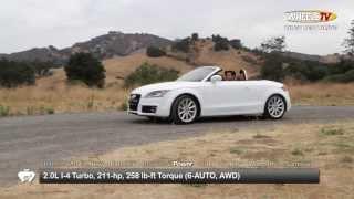 2014 Audi TT Test Drive