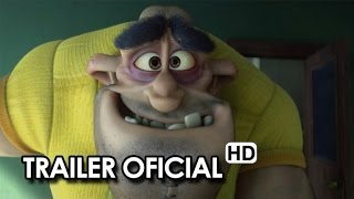 Mortadelo y Filemón contra Jimmy el Cachondo 3D Tráiler Final (2014) HD
