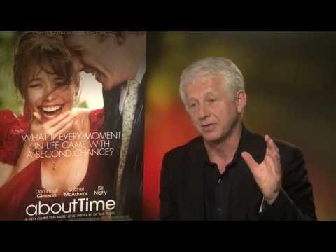 Richard Curtis Interview -- About Time