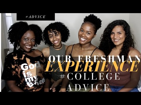 Our College Experience | Tips For College Freshman