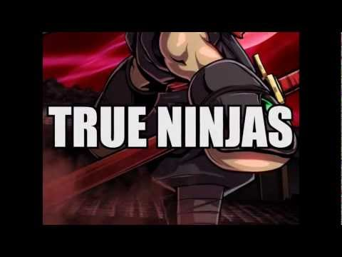 Go Ninja! Game Trailer