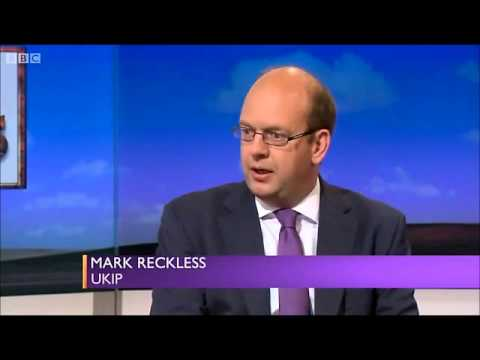 David Campbell Bannerman MEP on Daily Politics to discuss