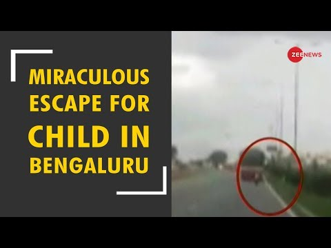 5W 1H: Miraculous escape for child after horrific bike accident in Bengaluru