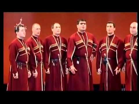 Ensemble Rustavi  Aka Tombo Japanese Song