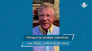 Mi nada estimado Sr. Díaz-Canel: detesto a sus dictadores Fidel y Raúl. A usted no lo respeto en lo más mínimo y le explico por qué: porque usted es otro muñeco del Partido Comunista que su jefe máximo Raúl Castro puso como títere para dizque disfrazar el comunismo con cara de socialismo del Siglo 21