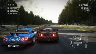 Grid Autosport PC [HD]: Mclaren F1 GTR Endurance GT Group 1 Gameplay in Spa GP