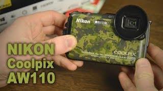 обзор Nikon Coolpix AW110