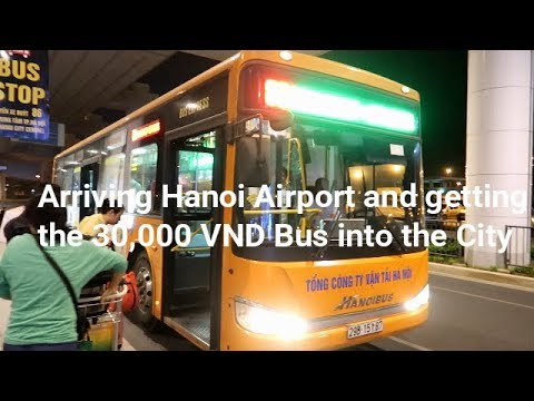 Hanoi, Vietnam (Noi Bai) International Airport Terminal 2