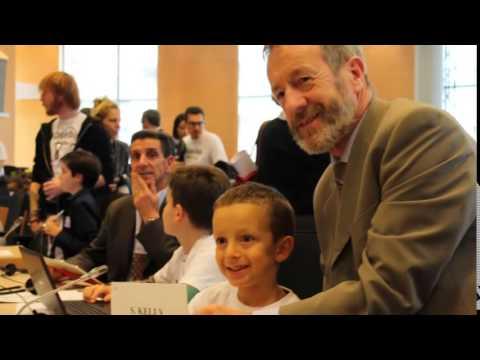 MEP Sean Kelly´s Interview with BBC2 NI, BBC Gaelige