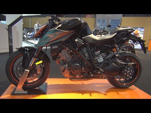 KTM  Super Duke R () Exterior and Interior