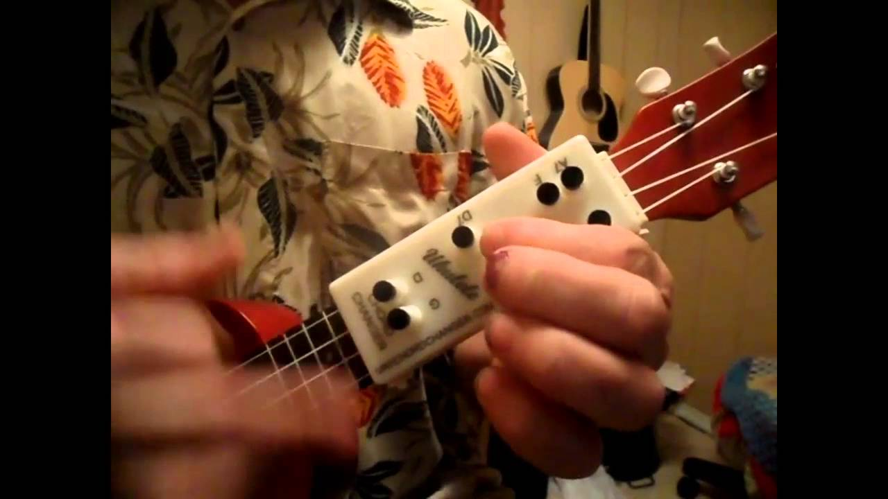 Ukulele Chord Changer How To Play Old Time Rock N Roll Youtube