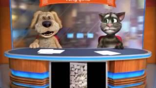 Zaza Konuşan Kedi ve köpek