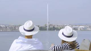 Summer in the City by Four Seasons Hotel des Bergues Geneva
