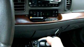 how to program a gm keyless entry remote for free