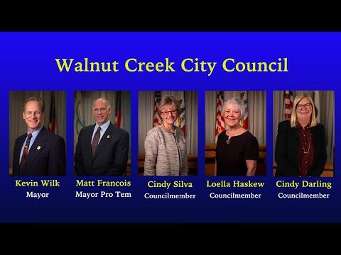 Walnut Creek City Council: March 16, 2021