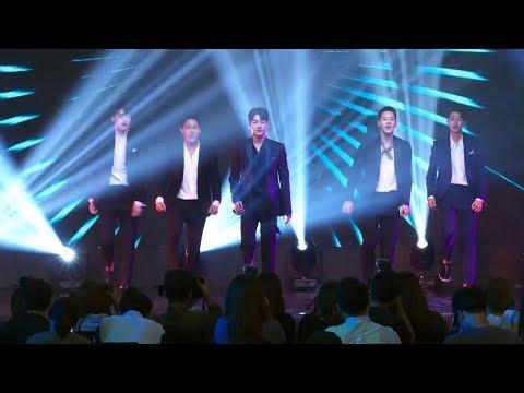 """Surprise U(서프ë�¼ì�´ì¦ˆ U) 'I DO' Showcase Stage (김현서, ìœ¤ì •í˜�, ì�€í•´ì""""±, 지건우, ì°¨ì�¸í•˜, ì•""""ì�´ë�Œ 권한대행)"""