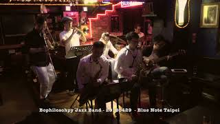 Bophilosophy Jazz Band - 20180429 - Blue Note Taipei
