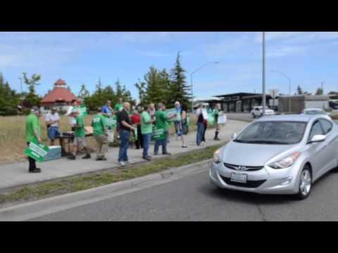 video 1 - Whatcom Community College, Bellingham, WA