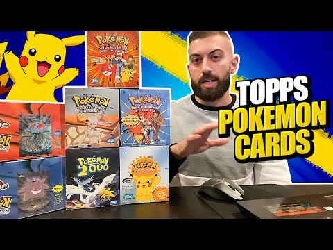 Should You Care About Topps Pokemon Cards?