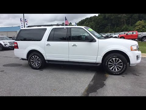 2017 Ford Expedition EL Mt. Airy, Westminster, Skysville, Germantown, Frederick, MD P5240
