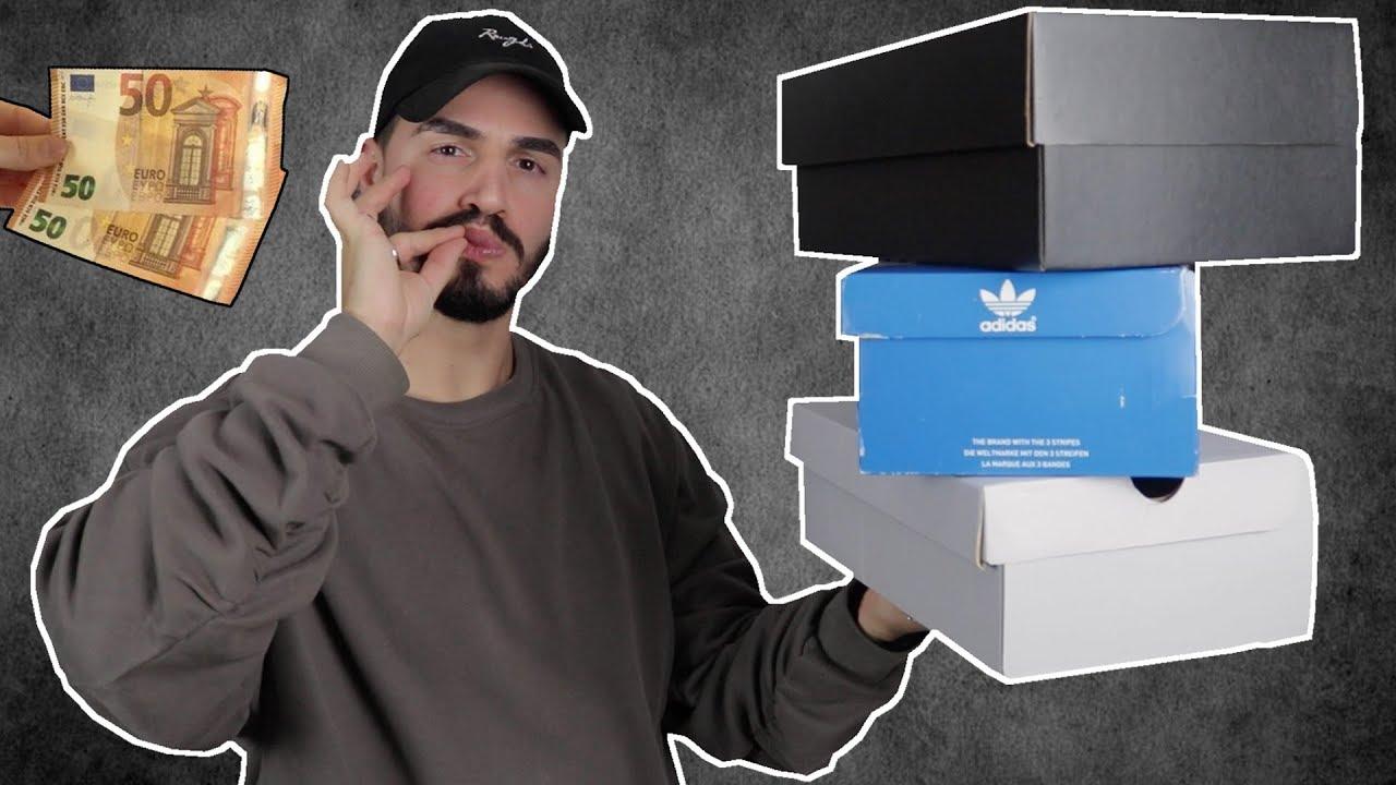 3 g nstige sneaker unter 100 euro always overdressed youtube. Black Bedroom Furniture Sets. Home Design Ideas