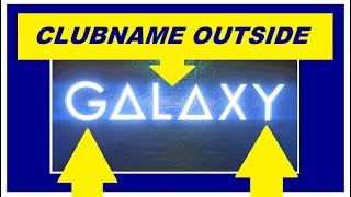 GTA 5 Online ONE IDEA HOW TO place your CLUB NAME OUTSIDE your NIGHTCLUB in AFTER HOURS DLC