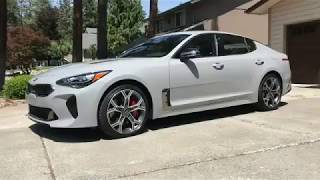 Quick Look: 2018 Kia Stinger GT