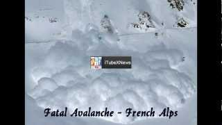 Nine People Dead in Fatal French Alps Avalanche at Mont Maudit, the Cursed Mountain