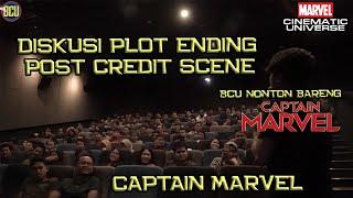 Diskusi Plot, Ending & Post Credit Scene Captain Marvel | BCU Nonton Bareng Captain Marvel