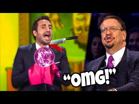 Download MAGICIAN DOES AN INCREDIBLE ESCAPE !! REVEALED! | PENN & TELLER FOOL US EXPOSED!