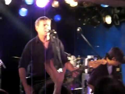 JJ Burnel (Stranglers) live Tokyo, Japan London Lady
