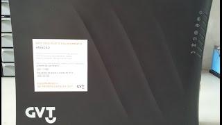 Desbloqueio Modem Power Box Gvt F@ast 2764 para funcionar como um roteador wi-fi