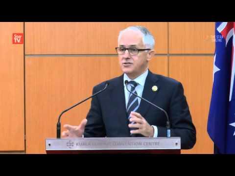 Australia and Malaysia elevate to strategic partnership