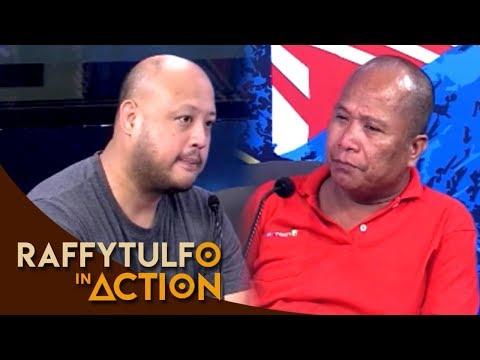 PART 2   TAGAPAGLIGTAS DAW NG PILIPINAS AT TAXI DRIVER, NAG-FACE TO FACE!