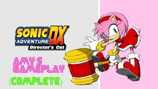 Sonic Adventure DX PC: Amy