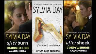 Сильвия Дэй. Обожженные - Сокрушенные. Аудиокнига. Часть 1.