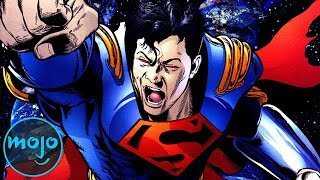 Top 10 Superheroes That Turned Into Villains