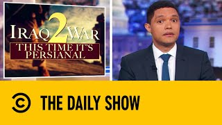 trump-was-given-a-menu-of-options-to-strike-iran-the-daily-show-with-trevor-noah