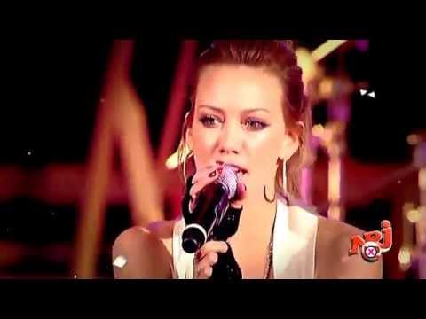 Hilary Duff - Wake Up Live - NRJ Music Tour (Paris) 2006 - HD
